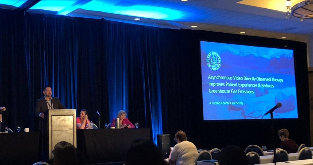 Video-Based Medication Adherence Solutions Prominently Featured at 2018 National Tuberculosis Conference