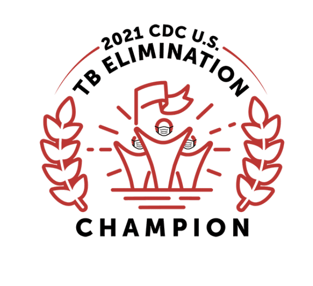 World TB Day and the CDC's TB Elimination Champions